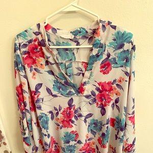 Cute Lush blouse in XL